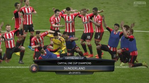 FIFA 15 Career 1-2 SOU V SUN, 2nd Half